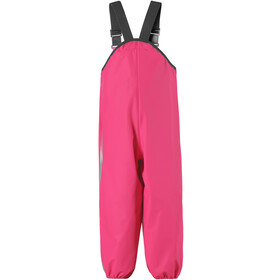 Reima Lammikko Pantaloni da pioggia Bambino, candy pink